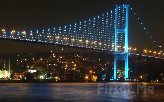 Ankara Tour Jet'ten Şeker Bayramı'nda 2 Gün 1 Gece Konaklamalı İstanbul + Adalar + Saraylar + Şile + Ağva + Maşukiye + Sapanca Turu!