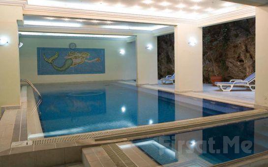 Sağlığınız İçin Bursa Kırcı Hotel'de 2 Kişi 1 Gece Konaklama, Açık Büfe Kahvaltı, Termal Havuz Tatil Fırsatı