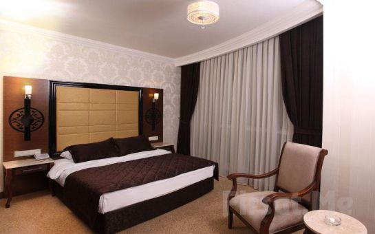 Ayrıcalıklı Hizmetin Adresi Ataşehir Asia City Hotel'de 2 Kişi 1 Gece Konaklama + Açık Büfe Kahvaltı Keyfi!