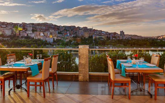 Beyoğlu Ramada Hotel, Suites İstanbul Golden Horn'da 2 Kişi 1 Gece Konaklama ve Kahvaltı Keyfi
