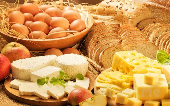 Çatalca Sevgi Bahçesinde Yeşillikler Arasında Organik Ürünlerle Serpme veya Açık Büfe Kahvaltı Keyfi