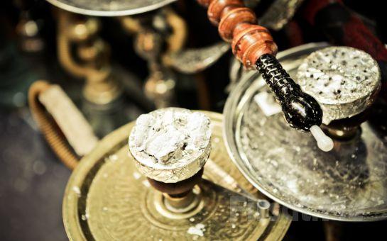 Yemyeşil Ağaçlar Arasında Merter Şelale Restaurant Cafe'de Nargile Keyfi, Çerez, Çay veya Kahve Fırsatı