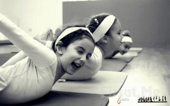Çocuğunuza bir fırsat verin! Nefes Sanat Merkezinden 3 Ay Boyunca Çocuk Bale Eğitimi!
