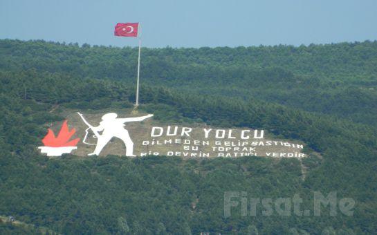 Mika Tur'dan 18, 19 ve 20 Mart Tarihlerinde Türk Ordusu'nun Kahramanlık Destanı Yazdığı Günübirlik GELİBOLU TURU!