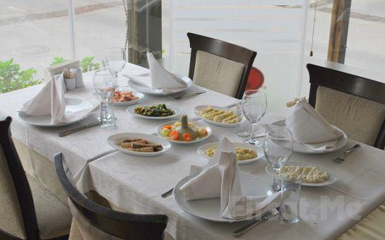 Bostancı New Livar Restaurant'ta Alkollü ve Alkolsüz İçecek Seçeneği ile Nefis Balık Ziyafeti