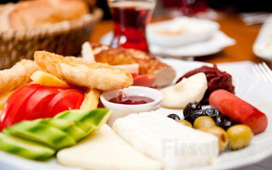 Şişli Dolphin Restaurant'ta Leziz Kahvaltı Fırsatı