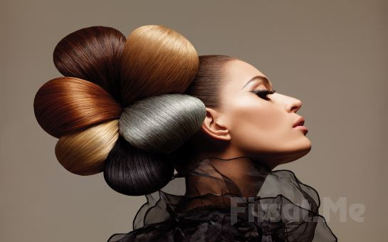 Esentepe Mac Hair Design'da; Komple Boya + Saç Bakım + Fön Fırsatı!