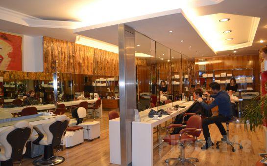 Tarzınızı Yenileyin Berilya AVM Royal Kuaför'den Saç Kesimi, Keratin Saç Bakımı, Bitkisel Bakım, Fön Fırsatı