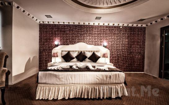 Güngören Elit Marmara Residence'da Keyifli ve Huzurlu 2 Kişi 1 Gece Konaklama ve Kahvaltı Fırsatı!