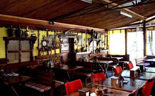 Yeşilçay Nehri Manzaralı Ağva Asmalı Köşk Restaurant'da Romantik Akşam Yemeği Fırsatı!