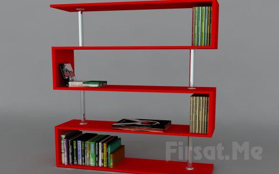 Dekorister Modüler Mobilya'dan, Dekorister Sunrise Kitaplık Fırsatı!