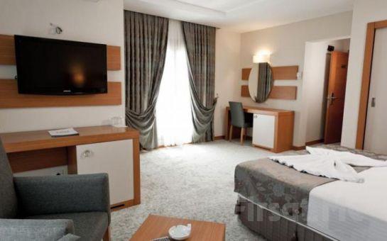 Şehrin Karmaşasından Kurtulmak İsteyenler İçin Kumburgaz Mercia Hotel'de Konaklama Seçenekleri ve SPA Kullanımı