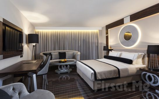 Ramada Hotel Suites Şişli'de 2 Kişi 1 Gece Superior veya Deluxe Odalarda Konaklama, Kahvaltı ve SPA Keyfi