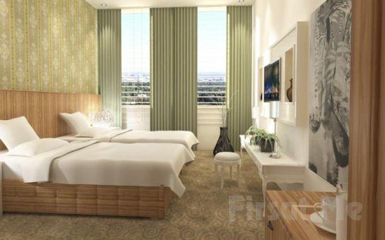 Beylikdüzü Sarissa Hotel'de 2 Kişi 1 Gece Konaklama + Kahvaltı Fırsatı!