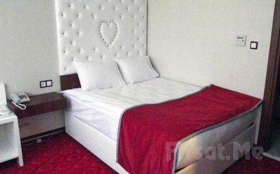 İsmira Hotel Ankara'da 2 Kişi 1 Gece Kahvaltı Dahil Konaklama