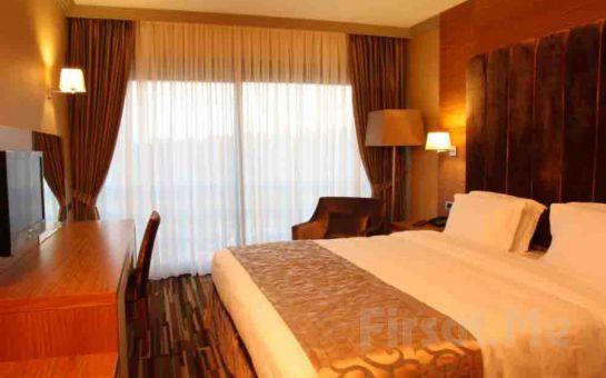 Üsküdar'ın Tarihi Güzelliği Eşliğinde Volley Hotel İstanbul'da 2 Kişi 1 Gece Konaklamalı Sevgililer Günü Kutlaması, Kahvaltı