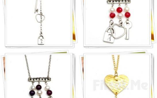 Aşk'tan Güzeli Var mı? Bengü Accessories'ten Sevgilinize Özel Aşk Kolyeleri!