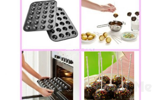 Sıradan Kek Kalıplarınızı Bir Kenara Bırakın Bake Pops Kek Ve Şekerleme Kalıbı