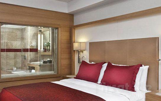 Divan Otel Bursa'nın Standart veya Deluxe Odalarında 2 Kişi 1 Gece Konaklama ve Kahvaltı Seçeneğiyle!