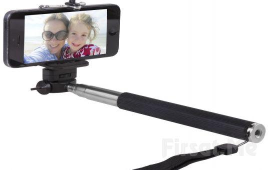 Başkasına İhtiyaç Duymayadan Fotoğraflarınızı Çekebilmeniz İçin Selfie Çubuğu