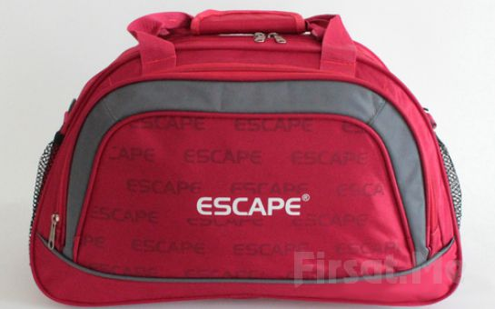 Escape Spor ve Seyahat Çantası Fırsatı!