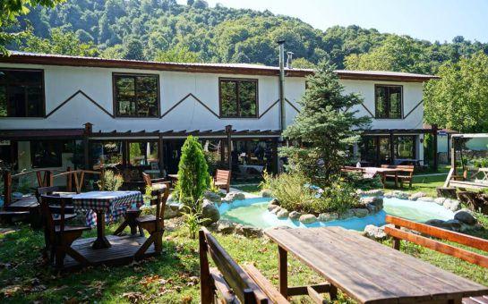 Sapanca Gönül Sofrası Restaurant'da, Doğanın Güzelliği İçerisinde Enfes Yemek Menüsü