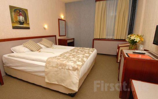Dafne Hotel Ankara'da 2 Kişi 1 Gece Konaklama Ve Kahvaltı Keyfi!