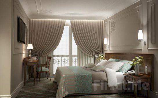 Şehir Manzarasının Keyfini Doyasıya Çıkarabileceğiniz Şişli İcon İstanbul Hotel'de 2 Kişi 1 Gece Konaklama ve Kahvaltı Keyfi!