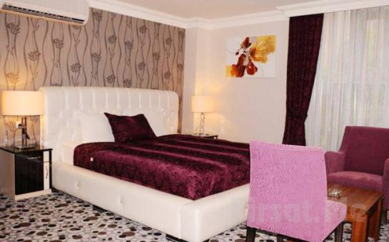 Ankara'nın Eşsiz Manzarası Eşliğinde Risiss Hotel'de Konaklama ve Kahvaltı Keyfi!