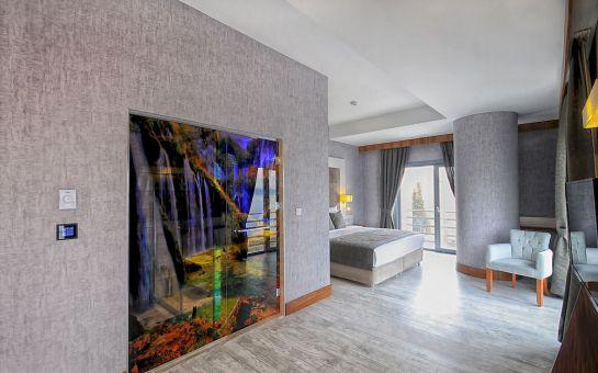 Elite Hotel Darıca Spa Convertion'da 2 Kişi 1 Gece Konaklama ve Kahvaltı, Masaj Seçenekleri
