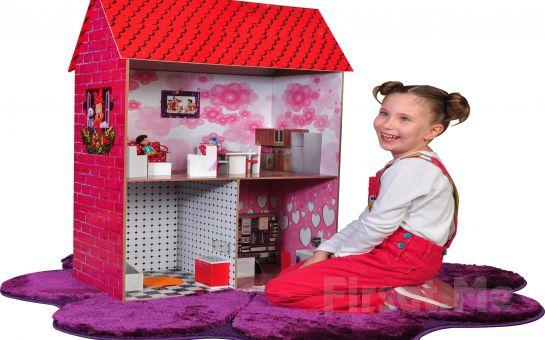 2A Oyuncak'tan Çocuklarınız için Katlanabilir Oyuncak Ev