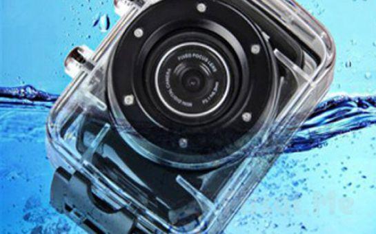 Her Anınızı Kayıt Altına Alabileceğiniz Su Geçirmez Action Camcorder 2.0Dokunmatik 10m Su Altı Kamera