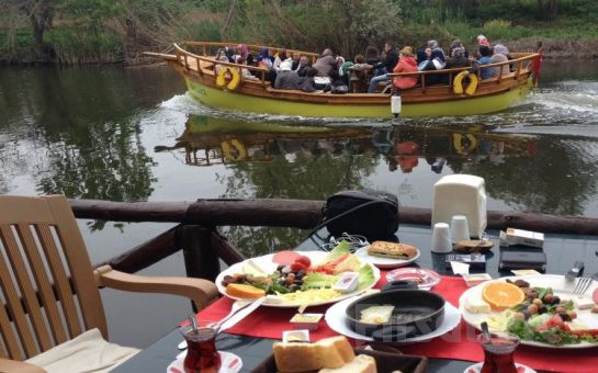Göksu Nehri Kenarında Ağva El Rio Motel'de Kahvaltı Fırsatı!