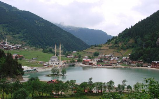 Ces Travel'dan 5 Gece Yarım Pansiyon Konaklamalı 7 Günlük Büyük Karadeniz Turu