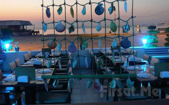 Büyükada Orası Burası Teras Restaurant'ta, Adadan İstanbul Manzarası Eşliğinde Leziz İftar Yemeği Ziyafeti!