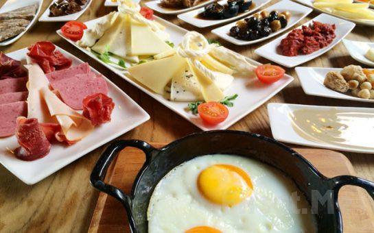 Beykoz Mavilla Hotel Restaurant'ta Yöresel Lezzetler Eşliğinde Serpme Kahvaltı Keyfi