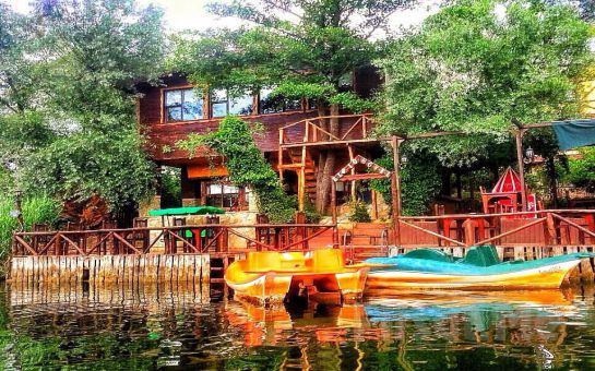 Göksu Nehri Kenarında Ağva El Rio Motel'de Kahvaltı Dahil 2 Kişi 1 Gece Konaklama ve Nehir Aktiviteleri Fırsatı!