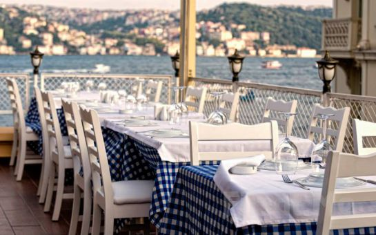 Ortaköy Bodrum Balık Restaurant'ta Boğazın Eşsiz Güzelliği Eşliğinde Leziz İftar Yemeği