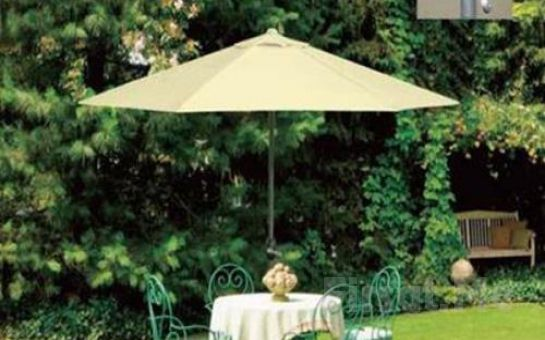 Ultraviyole Işınlarına Karşı Koruyucu Bahçe Şemsiyesi