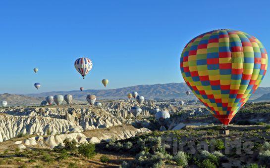 Ces Travel'dan Her Hafta Sonu 5* Otelde 2 Gün 1 Gece Yarım Pansiyon Konaklamalı Kapadokya Turu!