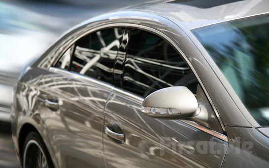 Avcılar ALPWAX OTO Kuaför'den Aracınızı Yüzeysel Her Türlü Tehditten Korumak İçin Car Pro Quartz Seramik Cam Kaplama Uygulaması!