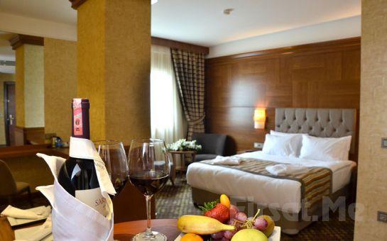 Adranos Hotel Bursa'da 2 Kişilik Konaklama ve Kahvaltı Keyfi!