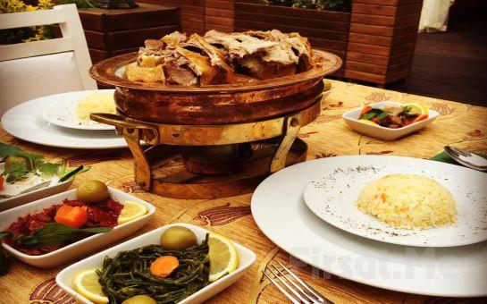 Rumeli Kavağı Beykonağı Restaurant'ta Balık veya Kuzu Çevirme Menüleri
