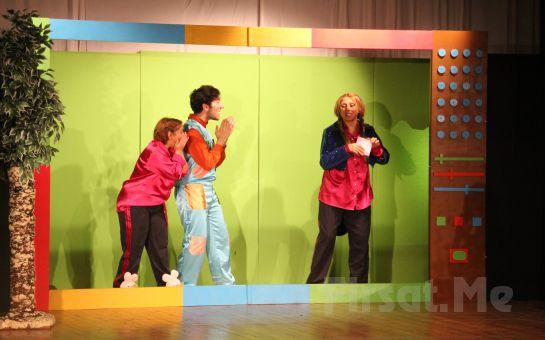 Birdirbir Çocuk Tiyatrosu'ndan Cevahir AVM Fun Lab Çocuk Sahnesi'nde Eğitici ve Eğlenceli Çocuk Oyunları
