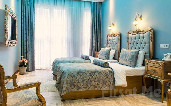 Maslak Mood Design Suites'de 2 Kişi 1 Gece Konaklama, Hafta İçi, Hafta Sonu veya Kahvaltı Seçenekleriyle