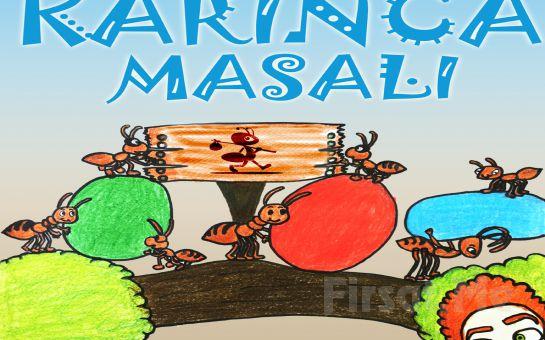 1001 Sanat'tan KARINCA MASALI Çocuk Tiyatro Oyunu
