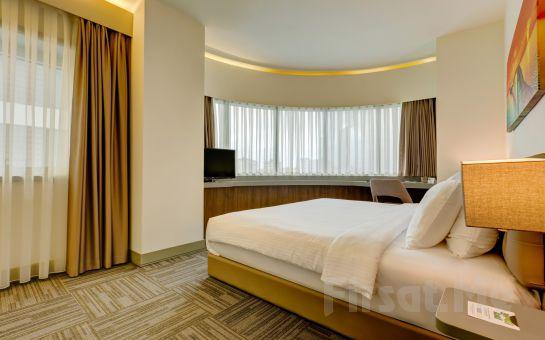 Mükemmel Konumlu Plus Hotel Bostancı'da 2 Kişi 1 Gece Konaklama Keyfi !