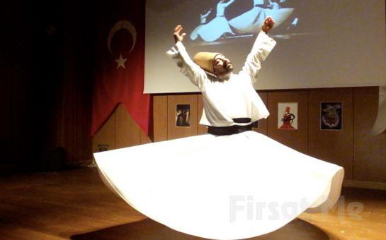 Tatil Bugün'den 1 Gece Yarım Pansiyon Es Otel Konaklamalı Konya Şeb-i Arus Turu Sadece 255 TL!