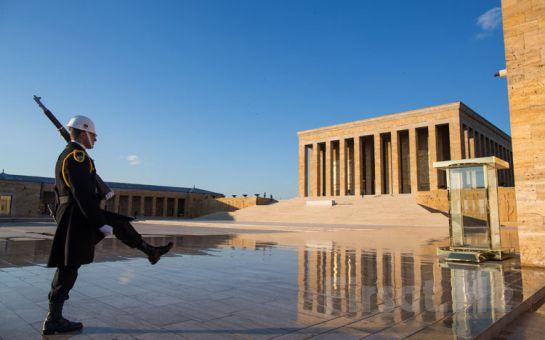 Leggo Tur'dan 10 Kasım'a Özel Günübirlik Anıtkabir & Ankara Kalesi , Anadolu Medeniyetler Müzesi Turu!
