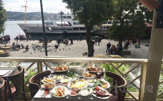 Boğazın Yanıbaşında Ortaköy My Deniz Restaurant'ta 26 Çeşitten Oluşan Serpme Kahvaltı Keyfi!